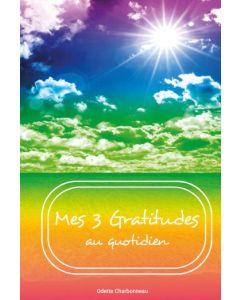 Mes 3 gratitudes au quotidien