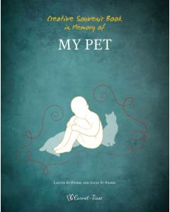 Creative Souvenir Book in Memory of My Pet