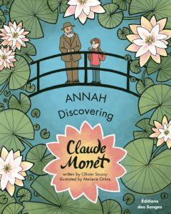 Annah Discovering Claude Monet