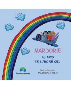 Marjorie au pays de l'arc-en-ciel